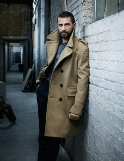 Richard Armitage barbu