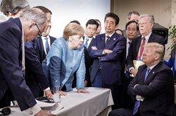 LE FIASCO DU G7