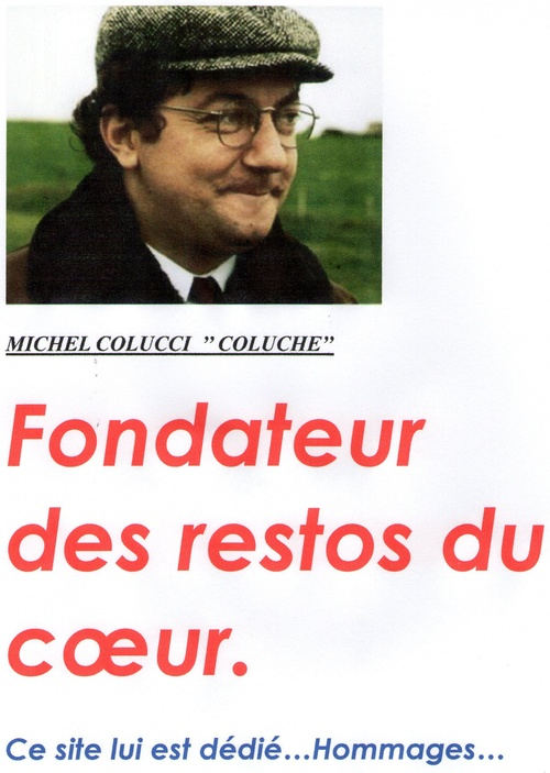 HOMMAGES A COLUCHE