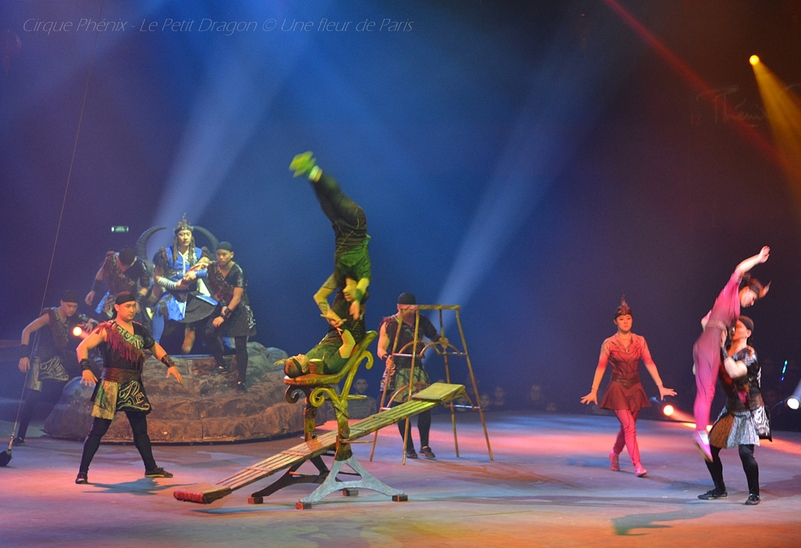 Cirque Phénix - Le Petit Dragon (2)
