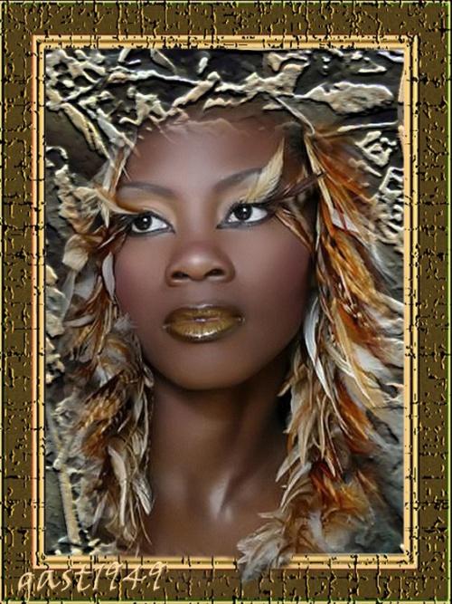 les jolies blacks auteur pivoines