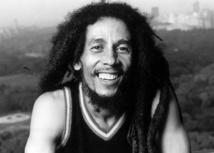 """Hommage à Bob Marley: """"pas que de la musique, c'est la vie"""""""