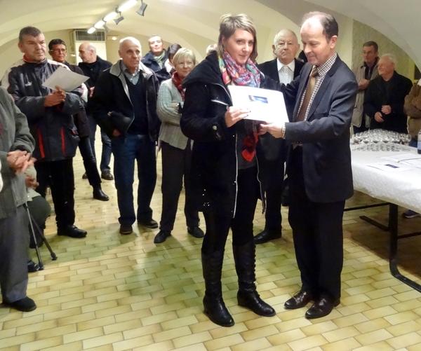 Palmarès du concours des maisons et commerces décorés pour les fêtes de fin d'année 2014, à Châtillon sur Seine