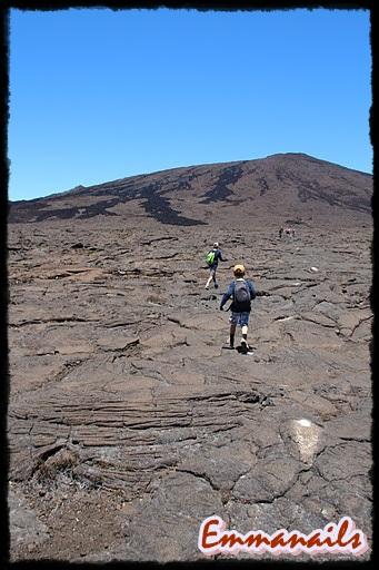 La rubrique du dimanche : promenade au volcan