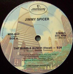 Jimmy Spicer - The Bubble Bunch