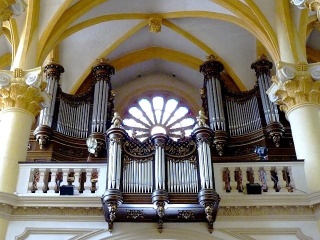 Metz l'église Saint-Clément 19 Marc de Metz 01 11 2012