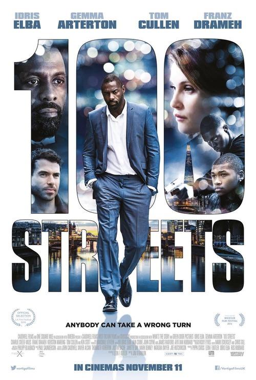 """Bonsoir a l'honneur : """" 100 Streets """""""