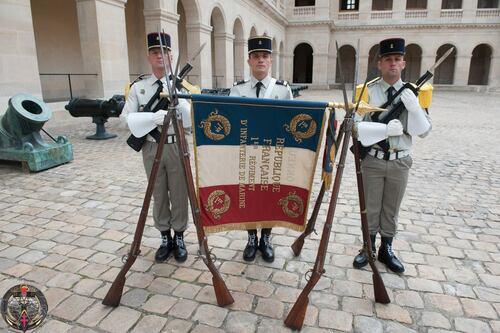 * Création de la section parisienne de l'Amicale du 1er RIC/1er RIMa
