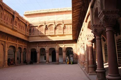 Bikaner, le fort Junagarh