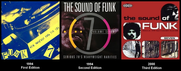 """Various Artists : CD """" The Sound Of Funk 7 """" Goldmine Soul Supply Records GSCD 60 [ UK ]"""