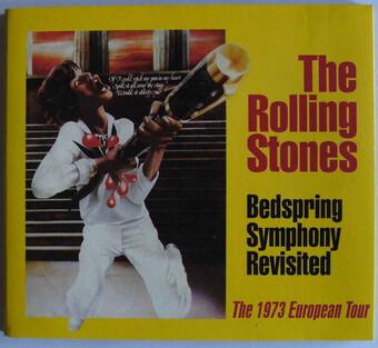 Le coin des lecteurs # 87: The Rolling Stones - Bedspring Symphony Revisited