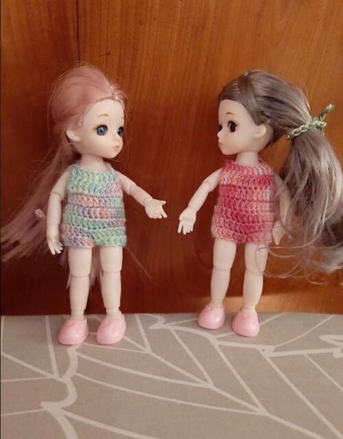 Les petites Miss de Frédérique