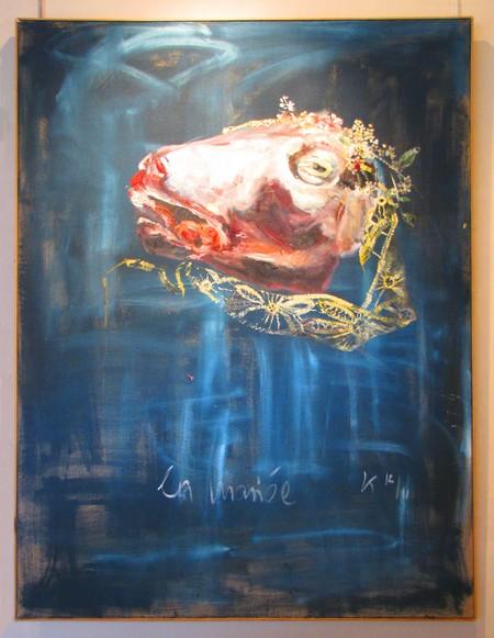 L'expo 2015 de Karin Neumann, vue par Michel Massé...
