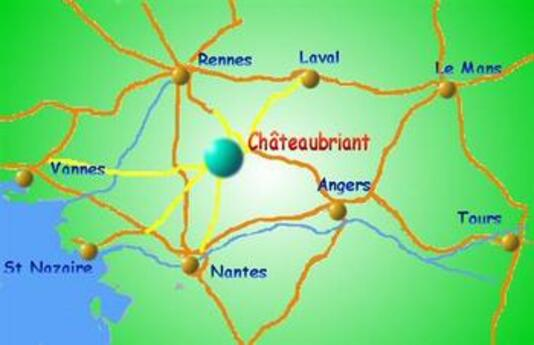 799 - Châteaubriant ! (44)