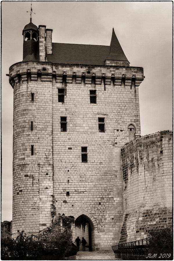 Couple au Château