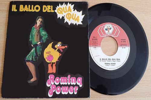 Romina Power-Il ballo del quaqua