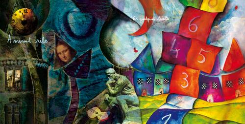 """CD """"Quand les couleurs s'en mêlent"""" en PRÉ-VENTE, commandez le dès aujourd'hui..."""