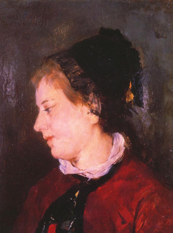 6-Mary Cassatt /1/- une américaine à Paris