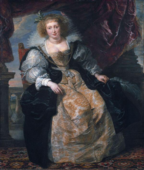 Rubens 2 / 1630 :Rubens épouse Hélène Fourment