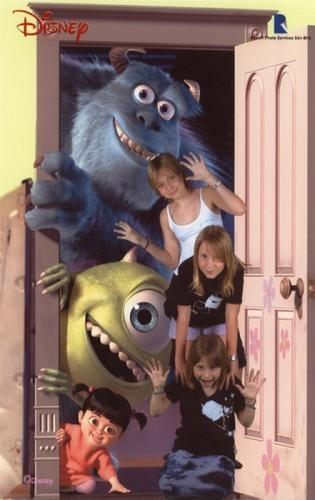 les 3 monstres