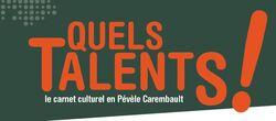 Carnet culturel Pévèle Carembault novembre et décembre 2016