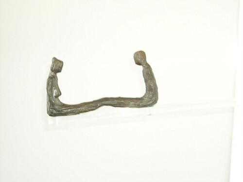 Néle Azevedo sculptrice de la mémoire