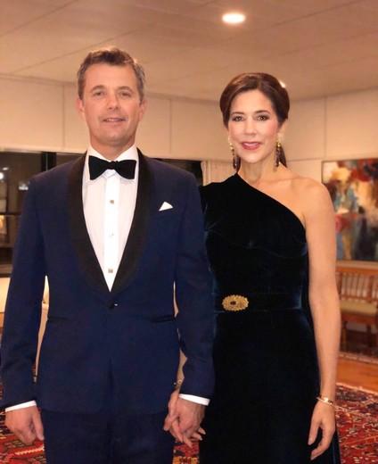 Frédérick et Mary du DK
