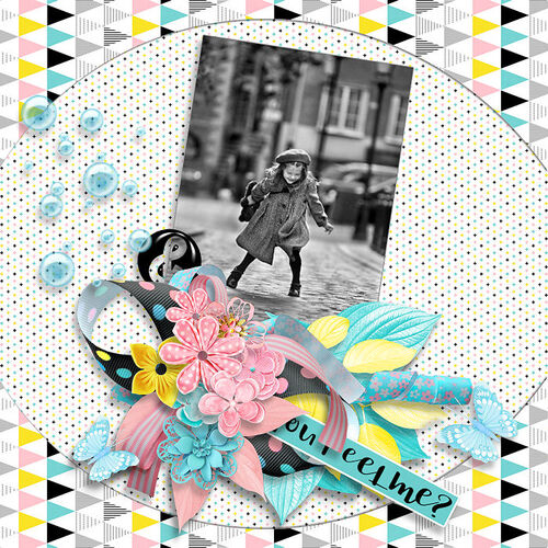 Let's Go Banana by dentelle scrap