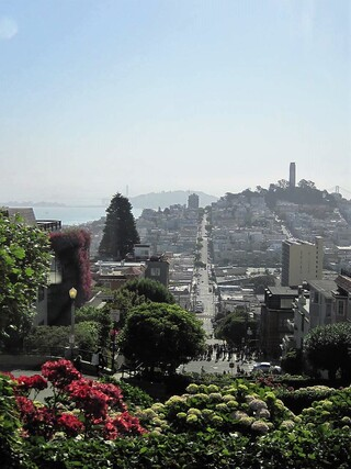 Longer la baie de San Francisco en VTT jusqu'à Sausalito