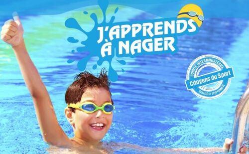 J'apprends à nager 2017