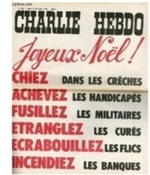 Pour eva R-sistons, Charlie Hebdo est une gigantesque manipulation menant au NWO