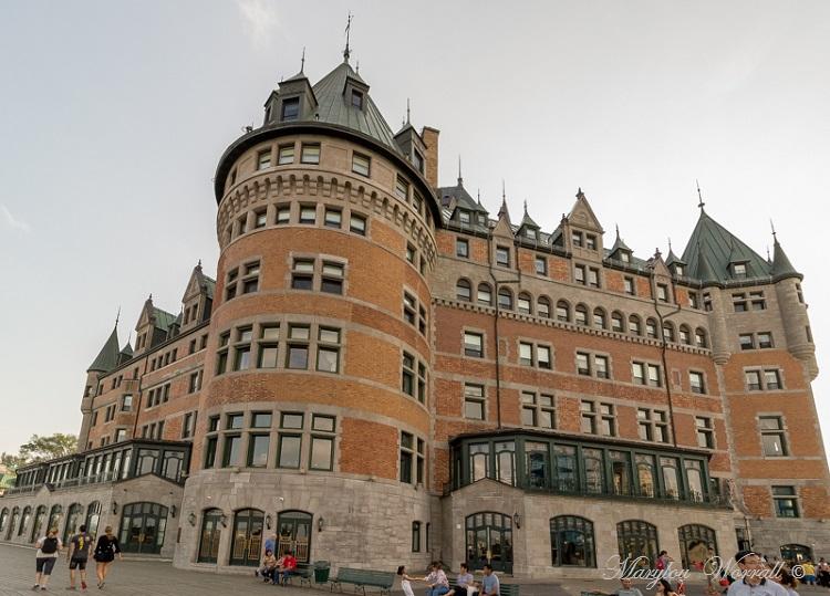 Québec : Fairmont Le Château Frontenac