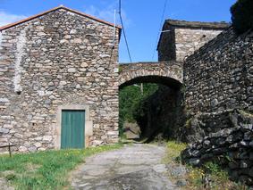 Chemin d'Arles 2008 - Murat s/Vèbre (27km)