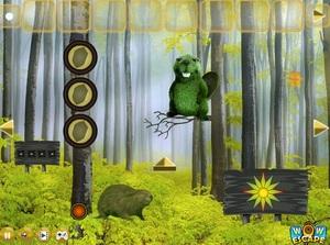 Jouer à Beaver forest escape