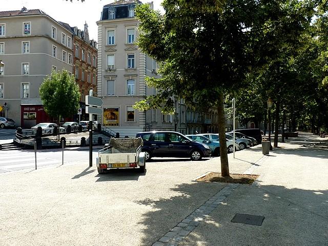 Metz sur le quai Félix Maréchal 19 Marc de Metz 22 11 201