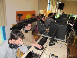 Jeux en réseau