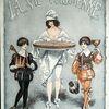 La Vie Parisienne - samedi 6 Janvier 1917.