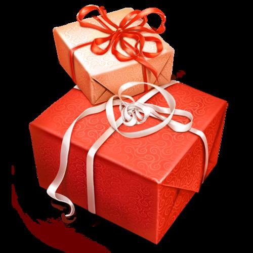 Tubes cadeaux