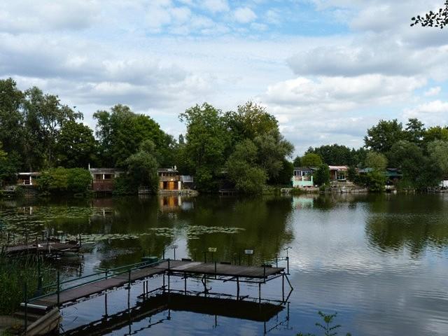 Etangs d'Outre-Moselle Metz 4 mp131