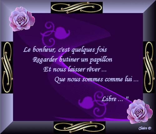 Texte du jour par Claire de La Chevrotiere