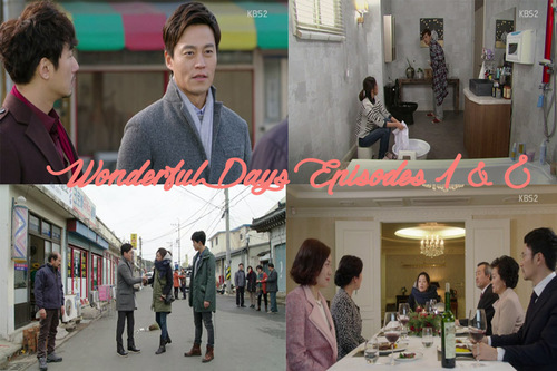 Wonderful Days Episode 1 et 2