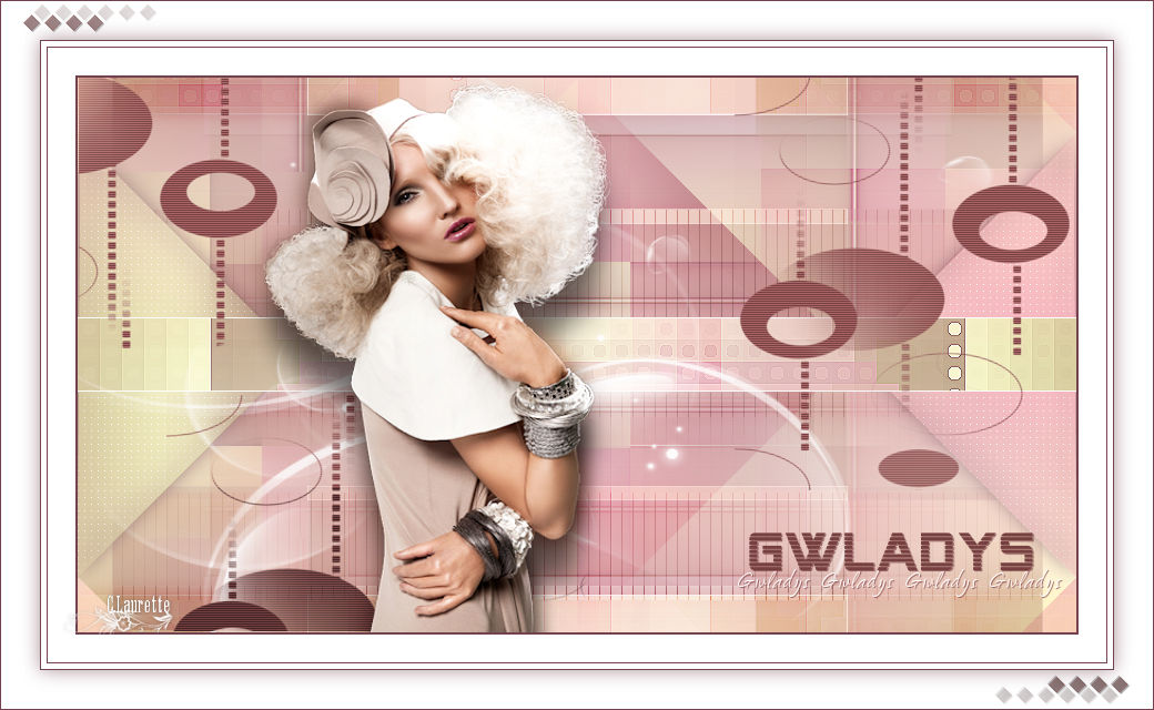 Gladys ...violette