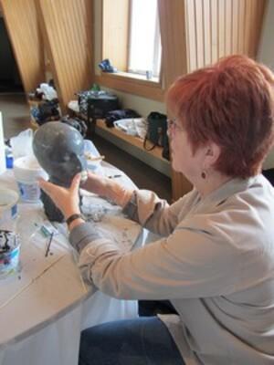 Atelier de paverpol: Louise Bourdon