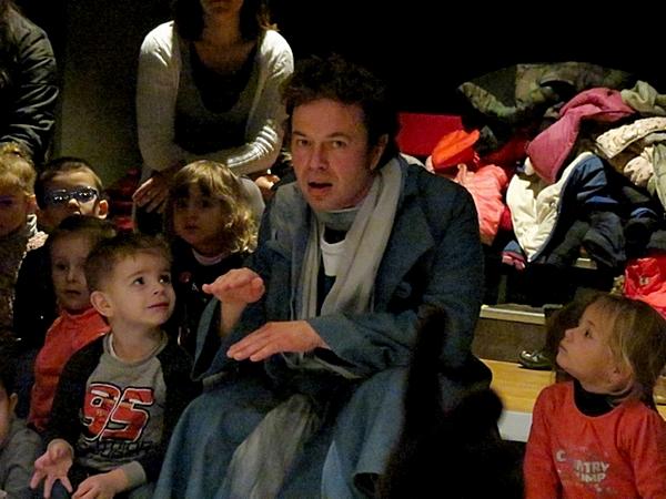 """""""Tout d'abord"""", un adorable spectacle offert aux tout-petts élèves du territoire Châtillonnais"""