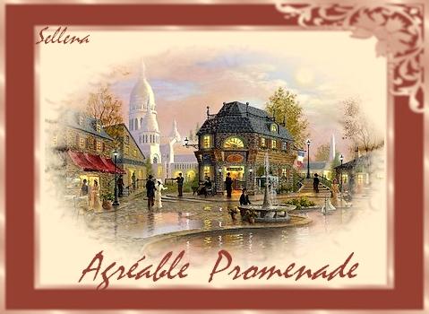 Agréable Promenade
