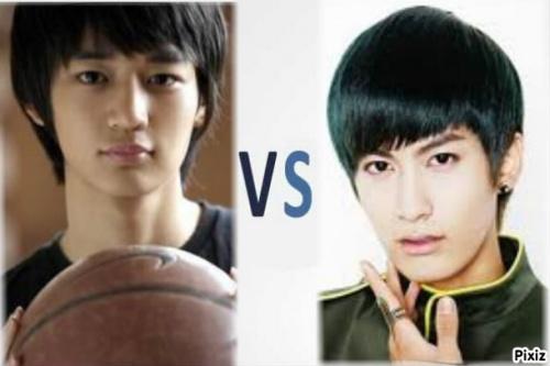 Minho(Shinee) / Jaehyo(Block B)