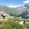 Arrivée au sommet du pic Mourgat (2103 m)