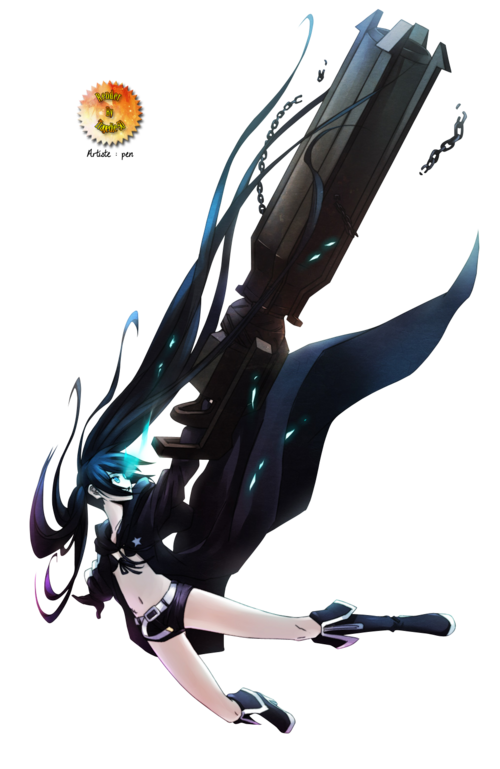 Render - Black Rock Shooter [1]