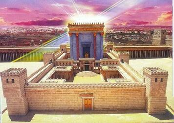 Le second temple de Jérusalem