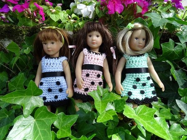 Petite robe mini kidz